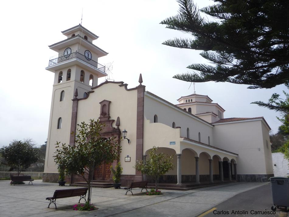 Parroquia de Nuestra Señora de la Esperanza - La Esperanza - Tenerife