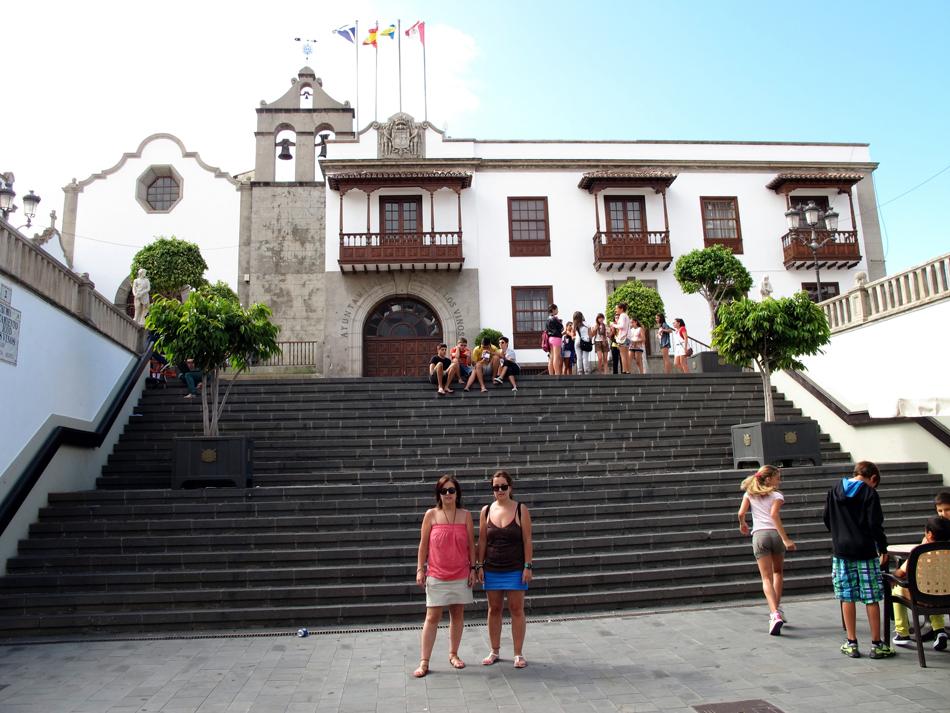 Icod de Los Vinos - Ayuntamiento - Tenerife