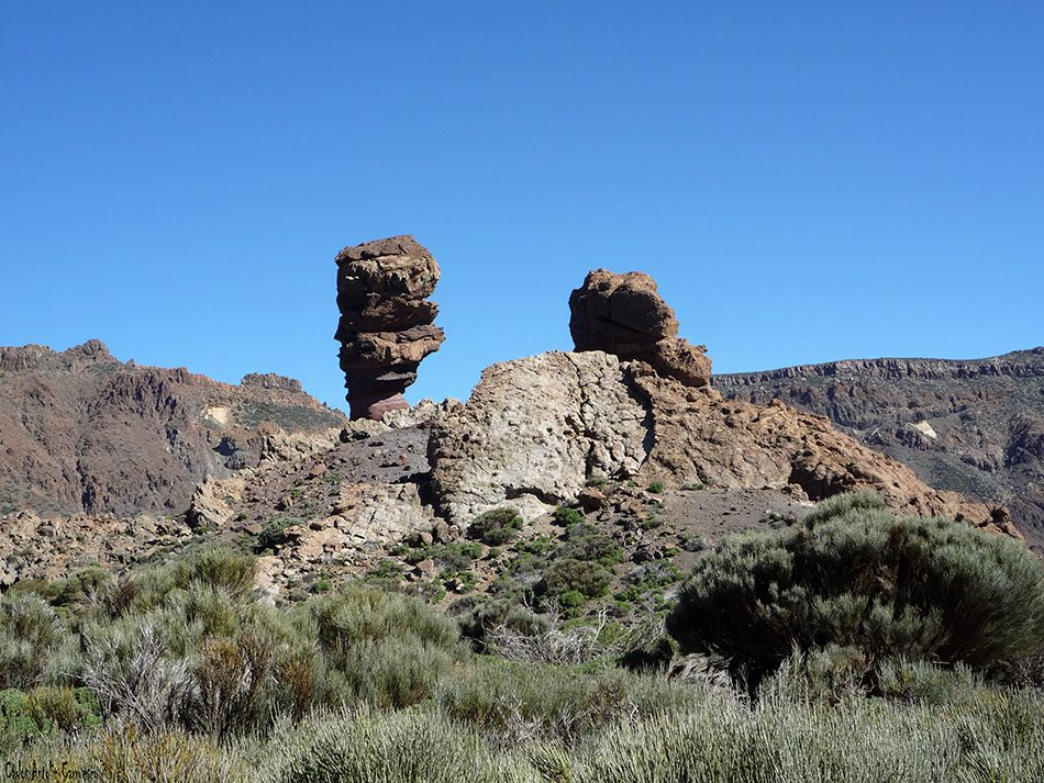 Roques de García - Parque Nacional del Teide - Tenerife