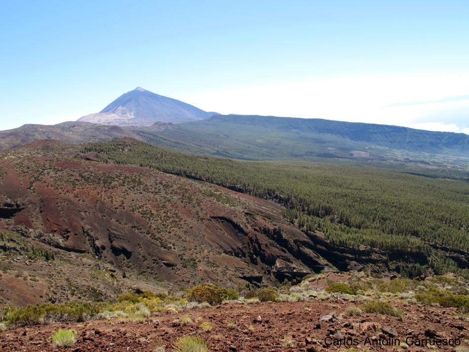 Ruta de la Esperanza - TF24 - Teide - Tenerife