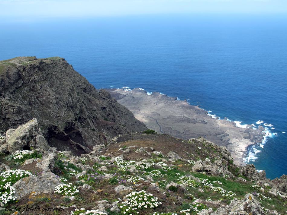 La Dehesa - Mirador de Bascos - El Hierro