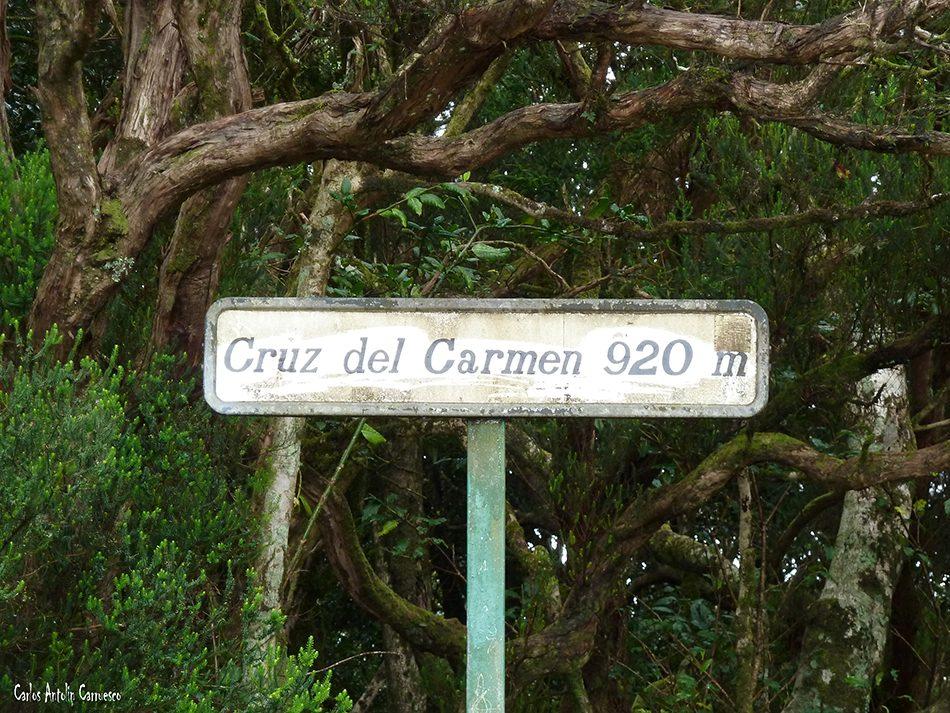 Cruz del Carmen - TF12 - Anaga - Tenerife