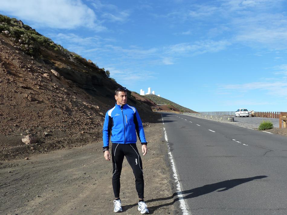 Ruta de la Esperanza - TF24 - Astrofísico Izaña - Tenerife