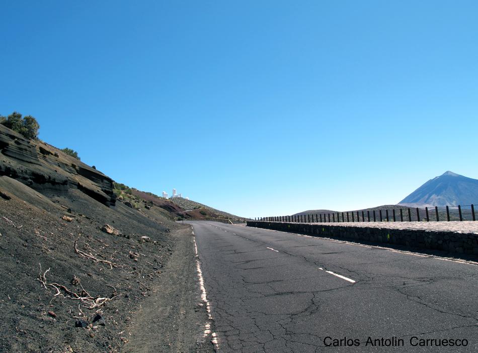 Ruta de la Esperanza - TF24 - Tenerife - teide - izaña