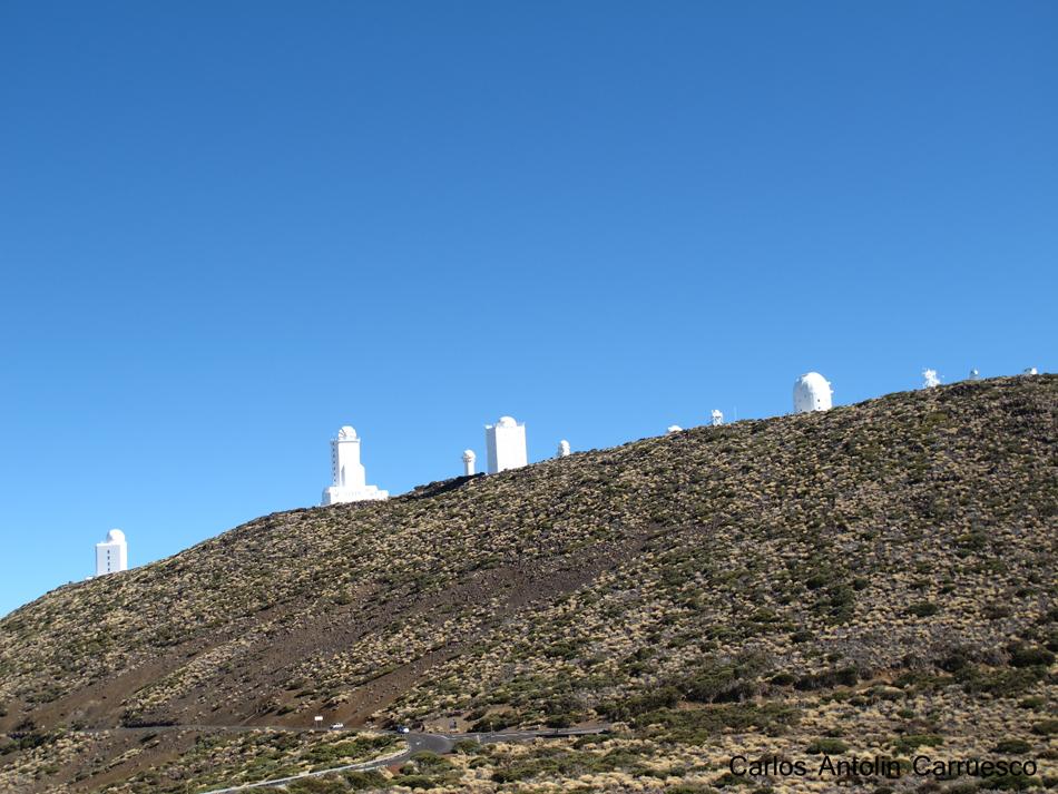 Atmosférico de Izaña - TF24 - Tenerife