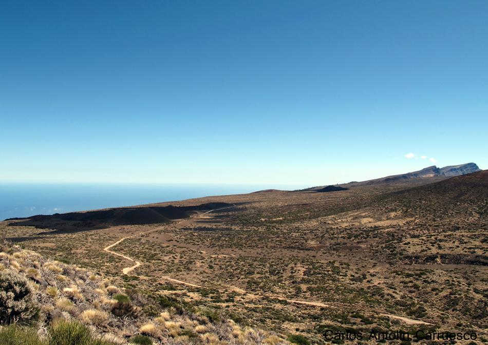 Izaña - Volcanes de Fasnia - Teide - Tenerife
