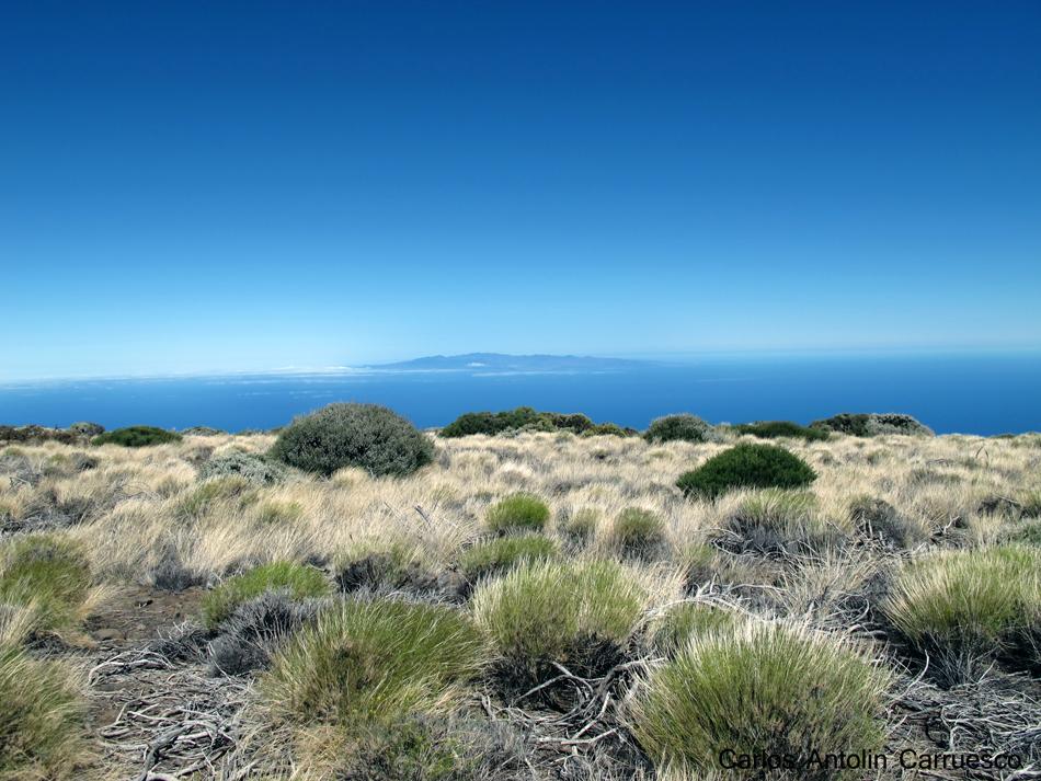 Pico de Izaña - observatorio astronómico del Teide - Tenerife