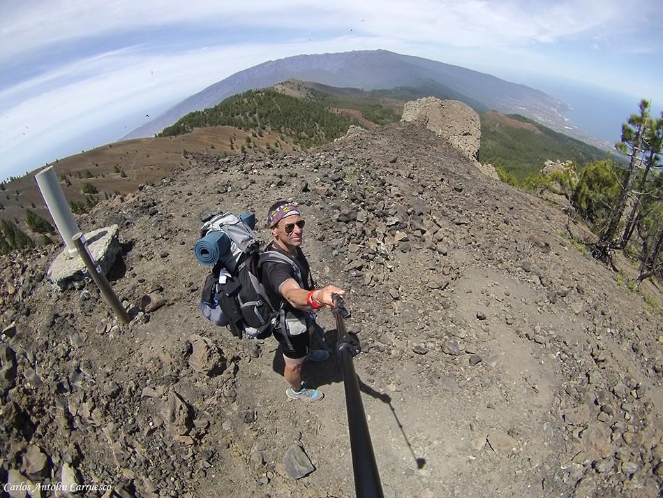 Ruta de Los Volcanes - GR131 - Nambroque - La Palma