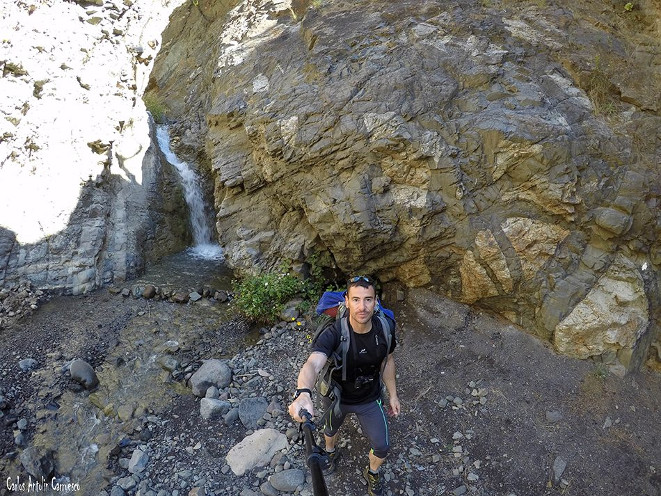 Barranco de Las Angustias - La Palma