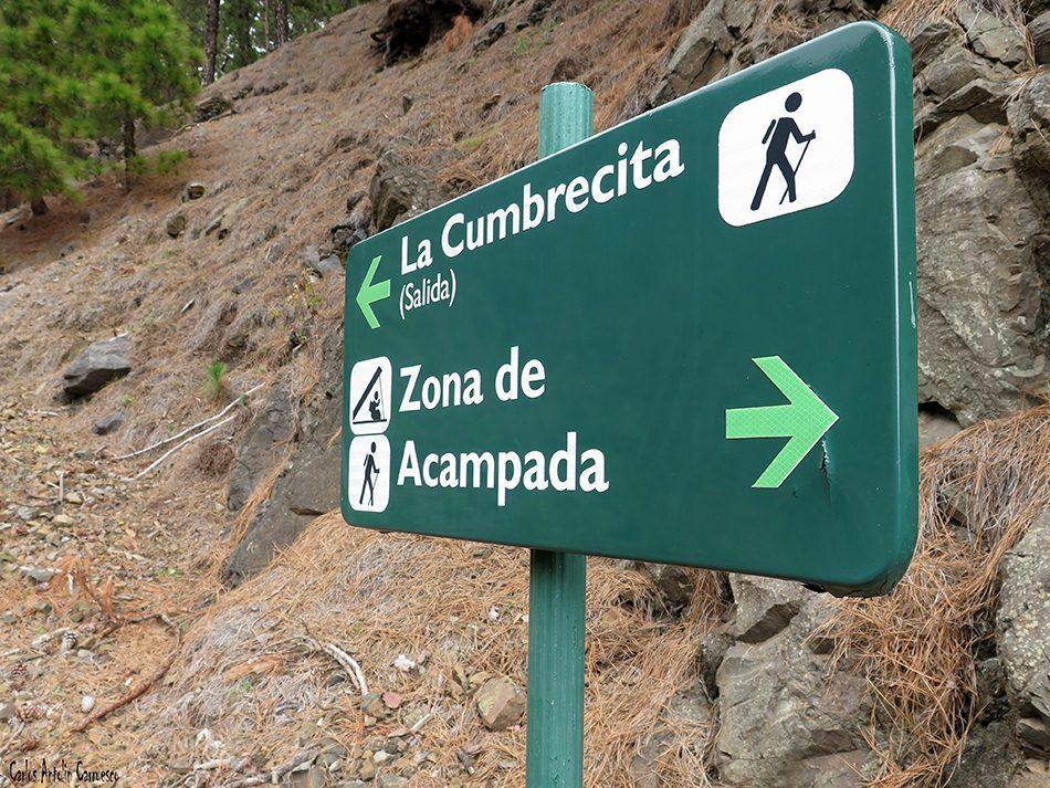 La Cumbrecita - Taburiente - La Palma