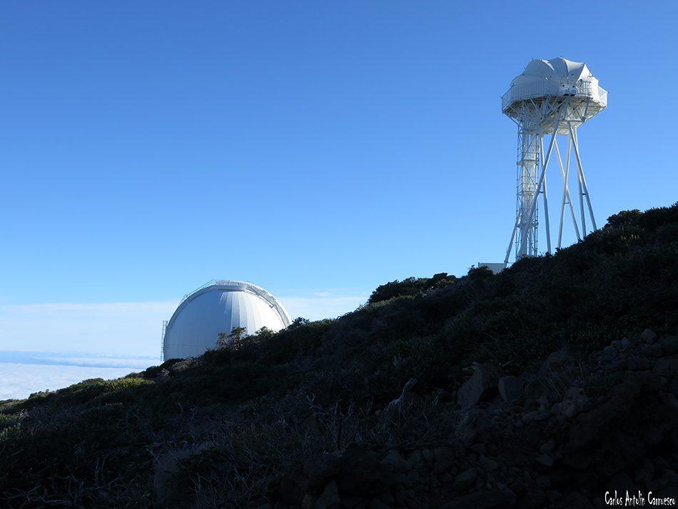 Parque Nacional de La Caldera de Taburiente - La Palma - roque de los muchachos