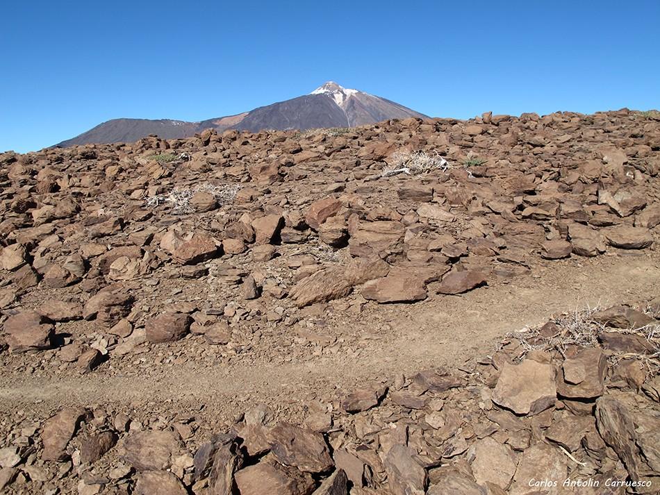 Parque Nacional del Teide - Tenerife - Cumbres de Ucanca - Teide