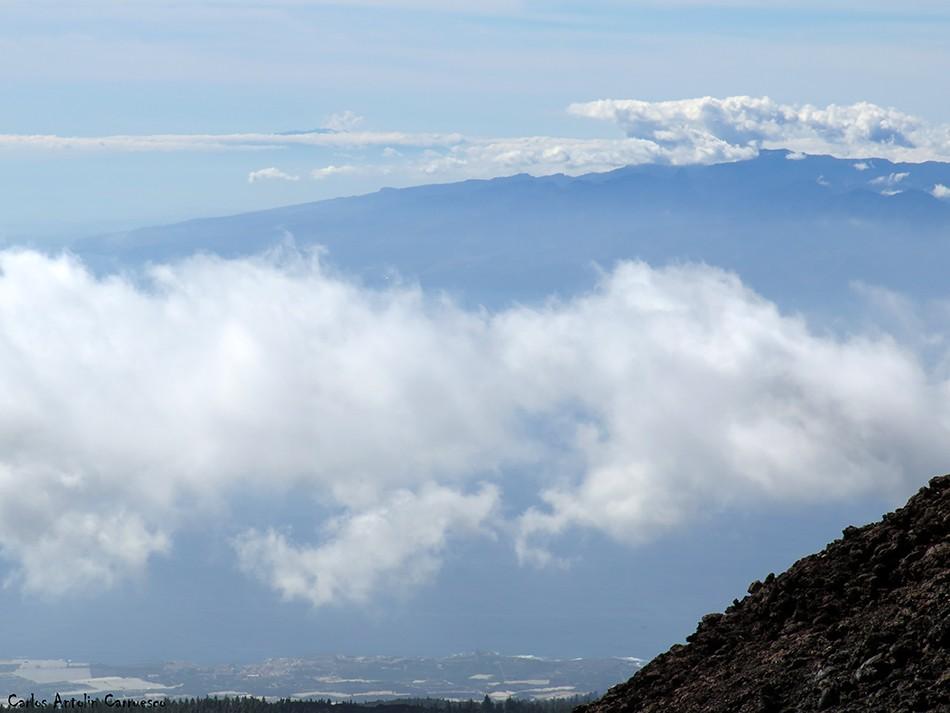 Parque Nacional del Teide - Teide - Tenerife - islas de La Gomera y El Hierro