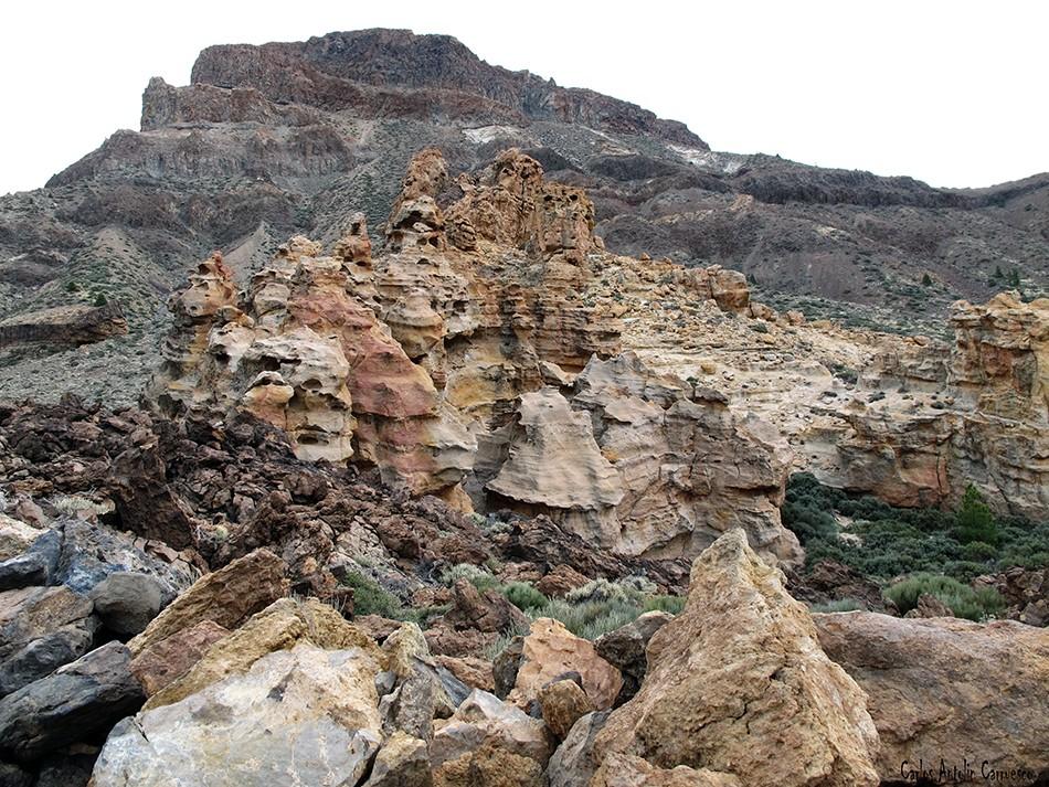 Parque Nacional del Teide - Piedras Amarillas - Tenerife