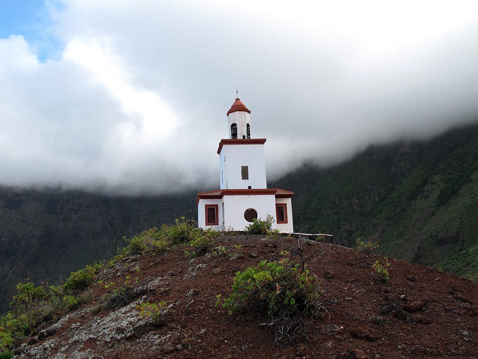 Iglesia parroquial de la Virgen de la Candelaria - Frontera