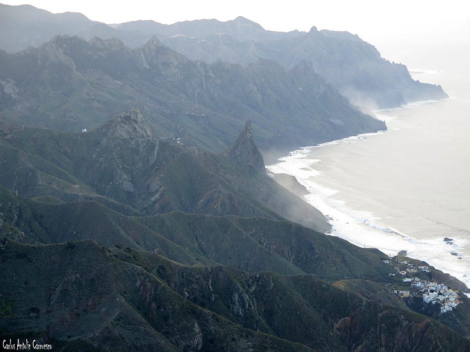 Cabezo del Tejo - Anaga - Tenerife - Roque de las animas - almaciga