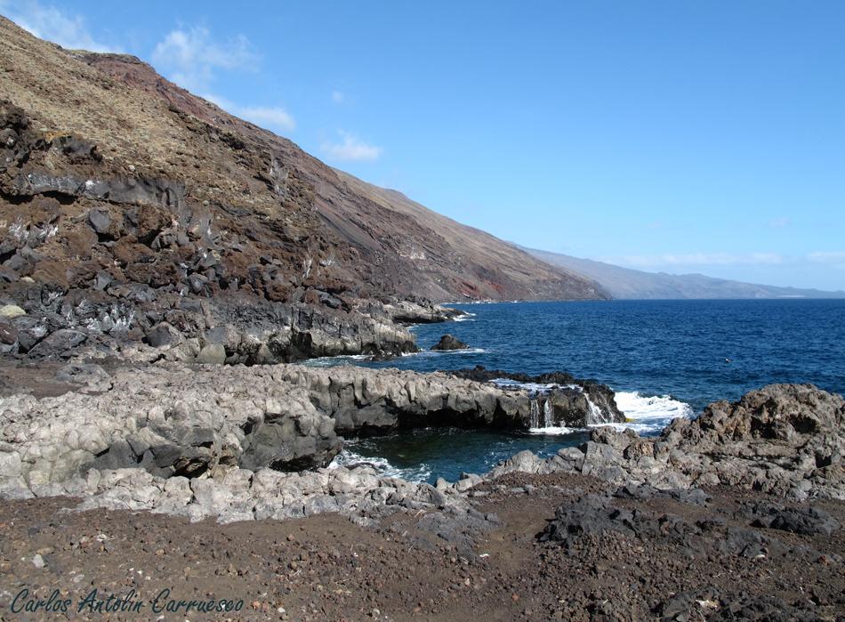 Embarcadero y puerto de Orchilla - El Hierro