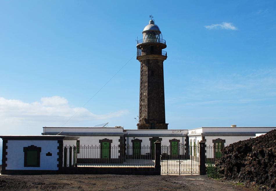 Faro de orchilla - El Hierro