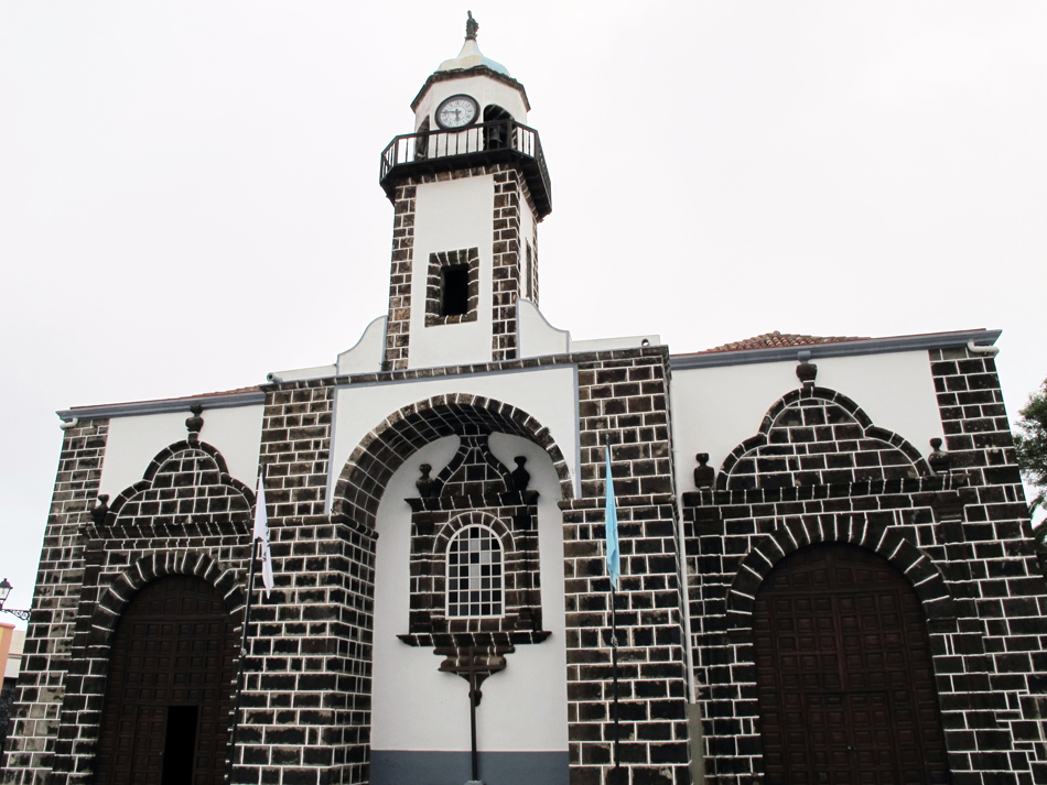 Iglesia de la Concepción - Valverde - El Hierro