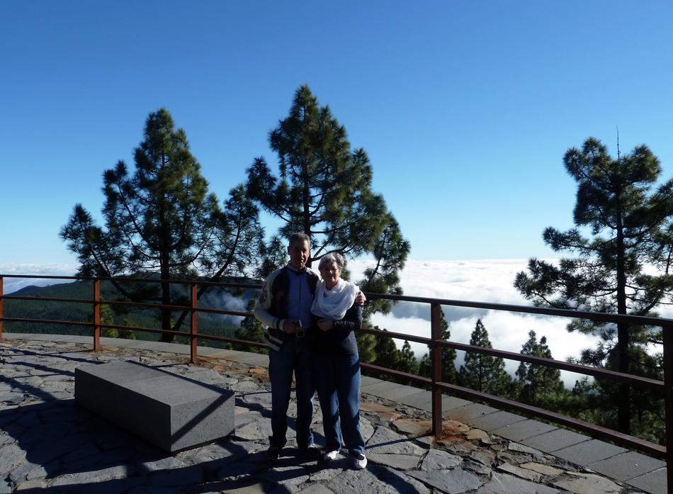 Ruta de la Esperanza - TF24 - Mirador de Chimague - Tenerife