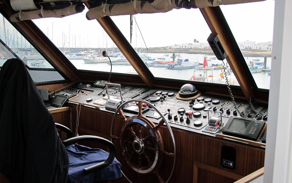 Isla de La Graciosa - Caleta de Sebo - Líneas Marítimas Romero - Lanzarote