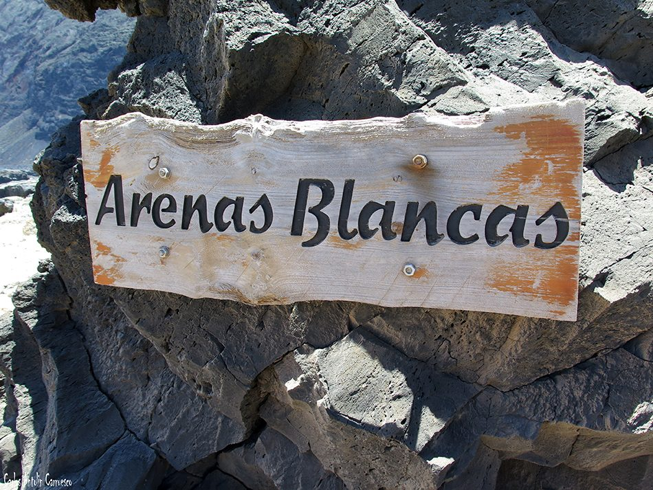 Arenas Blancas - El Hierro