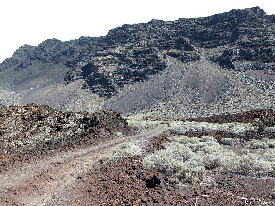 Malpaís de El Hierro - isla de El Hierro