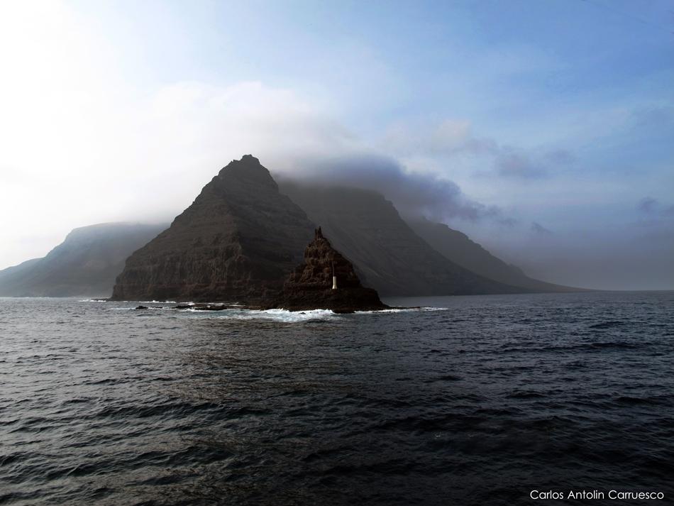 Punta Fariones - Farión de Afuera - lanzarote