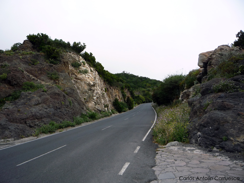 Roque Agando - La Gomera
