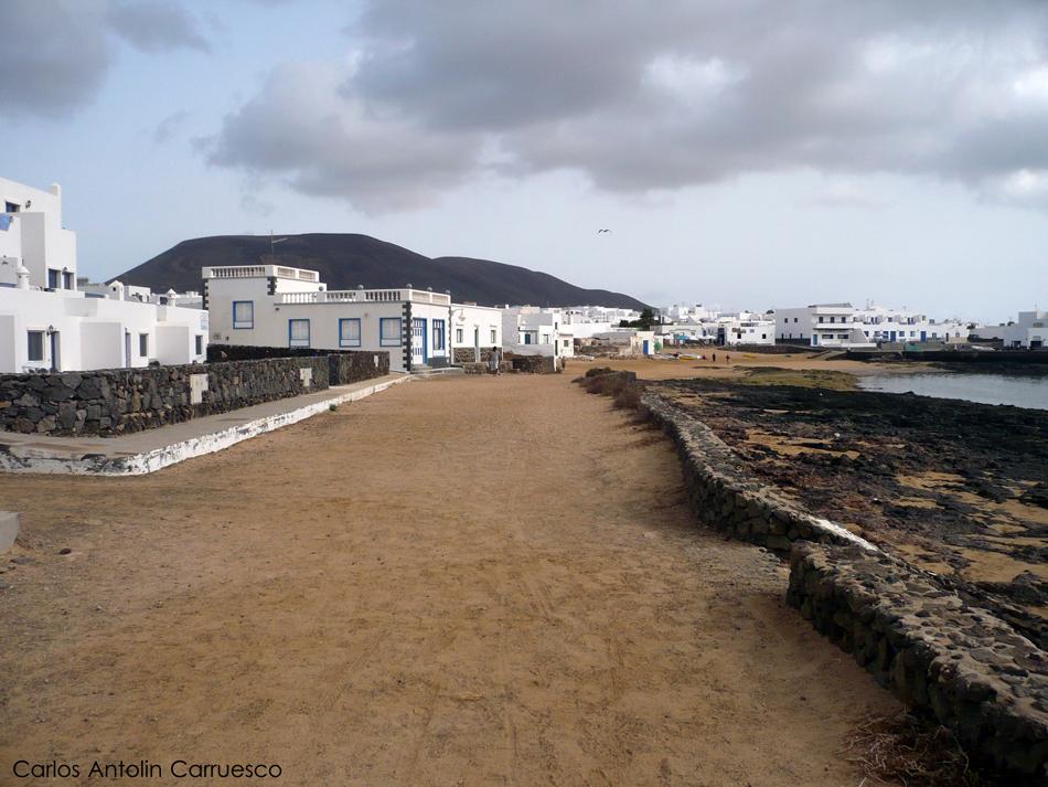 Caleta de Sebo - Isla de La Graciosa