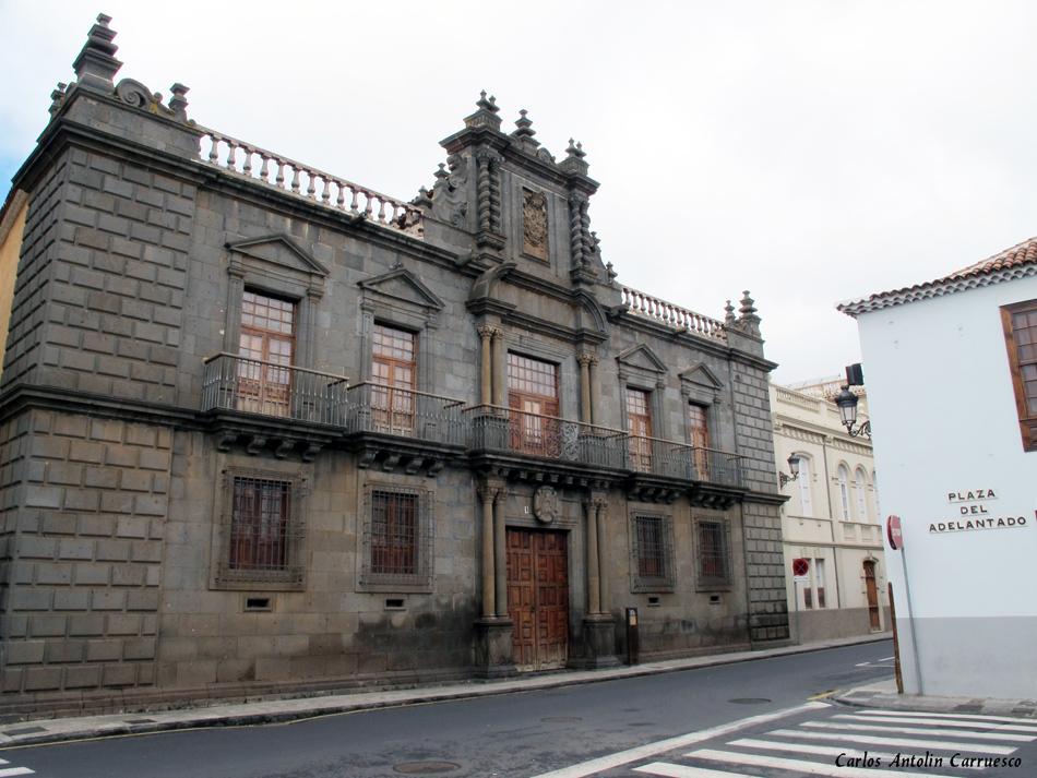 Plaza del Adelantado