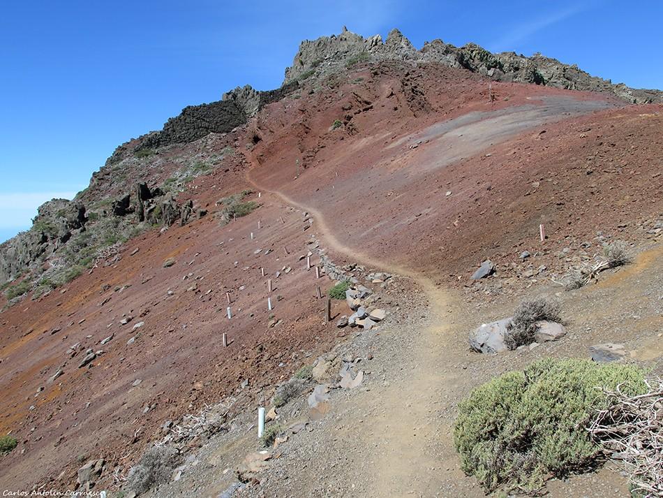 Pared de Roberto - La Crestería - La Palma