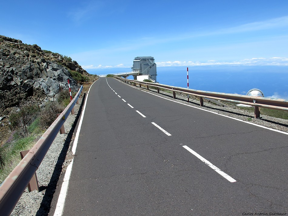 Roque de Los Muchachos - La Crestería - La Palma