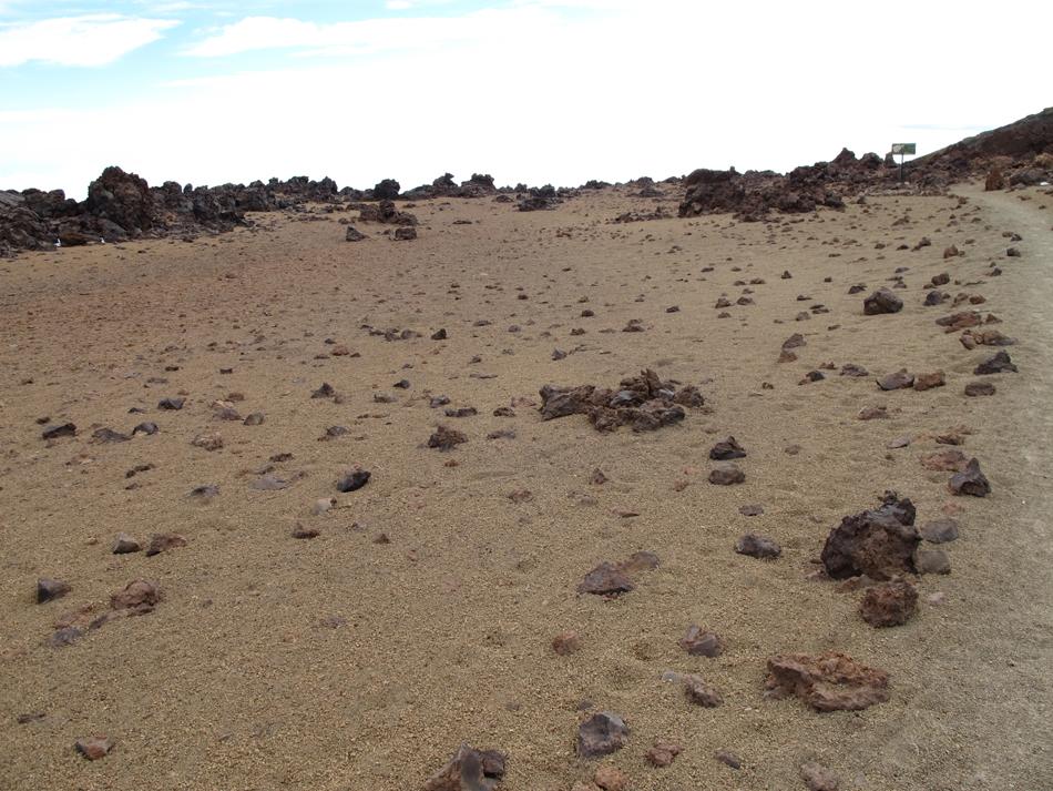 ruta Nº 9 - Mirador de Chío - Teide (3718 metros)