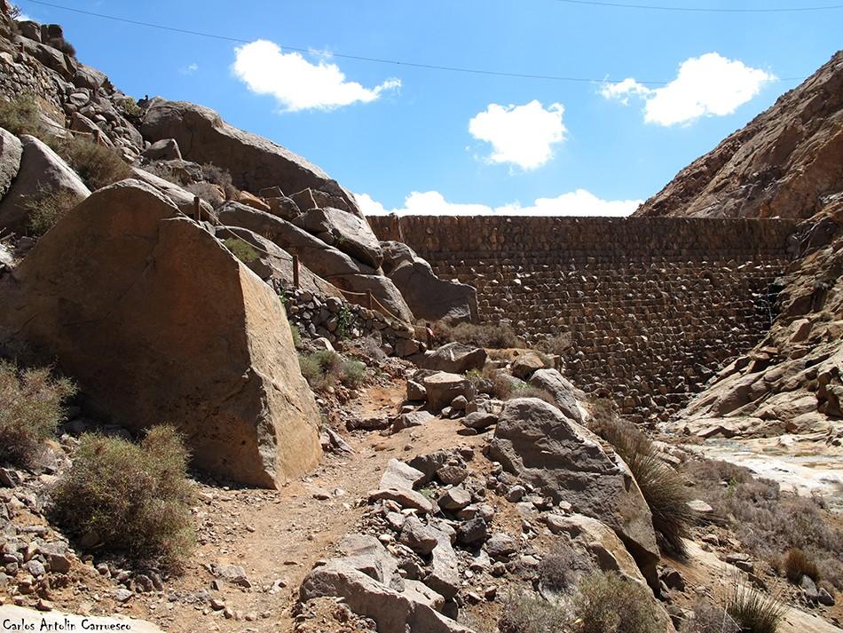 Barranco de Las Peñitas - Fuerteventura