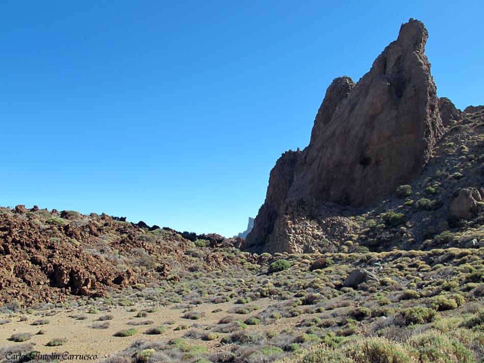 ruta Nº4 - Siete Cañadas - P.N. del Teide - Tenerife