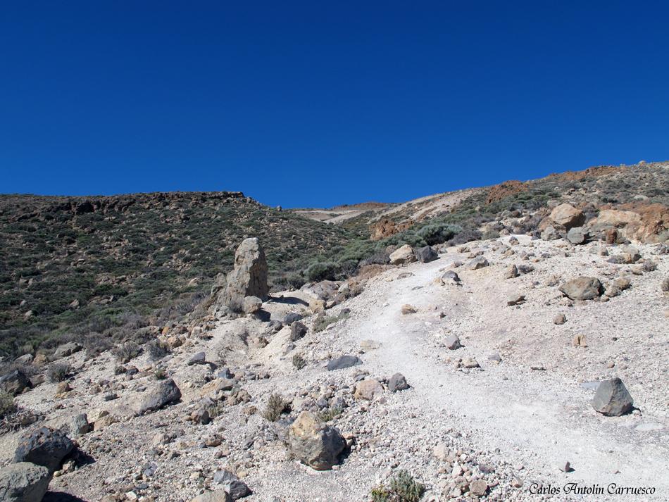 ruta Nº15 - Alto del Guajara - P.N. del Teide - Tenerife
