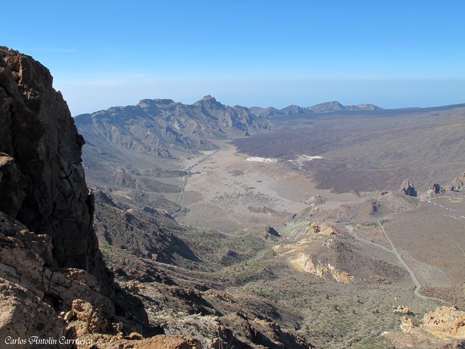 Alto del Guajara - Tenerife