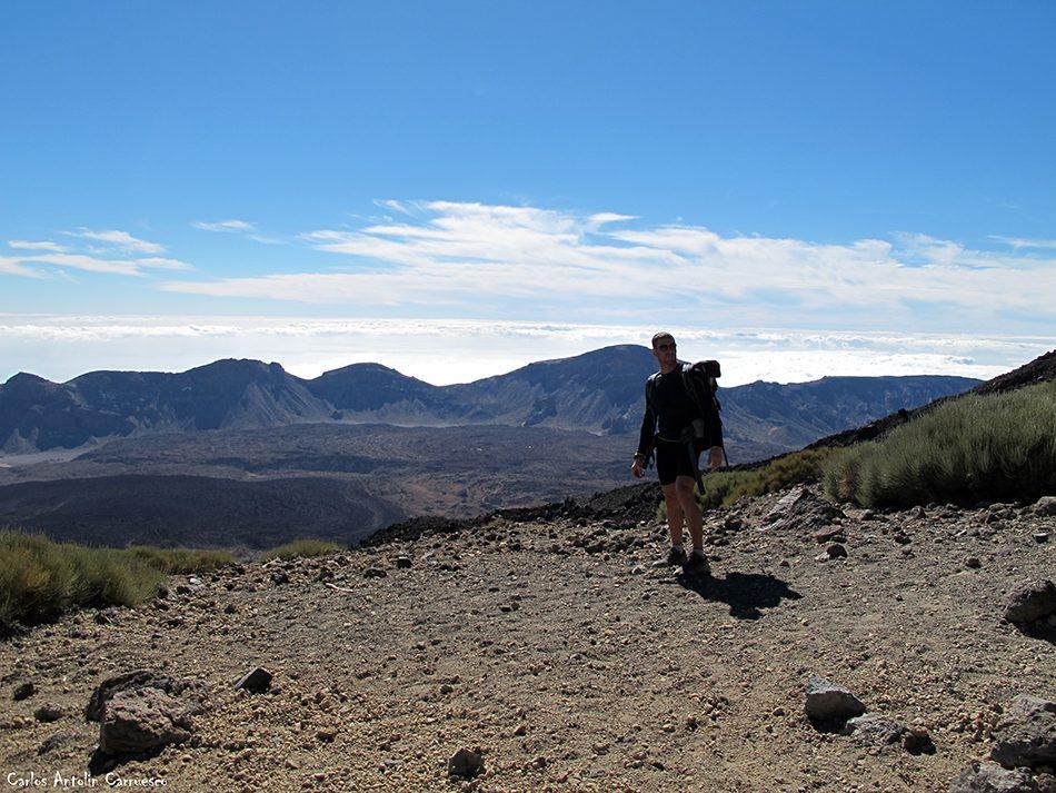 sendero Nº7 - P.N. del Teide - Tenerife
