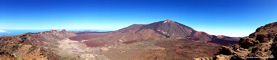 Alto del Guajara - P.N. del Teide - Tenerife