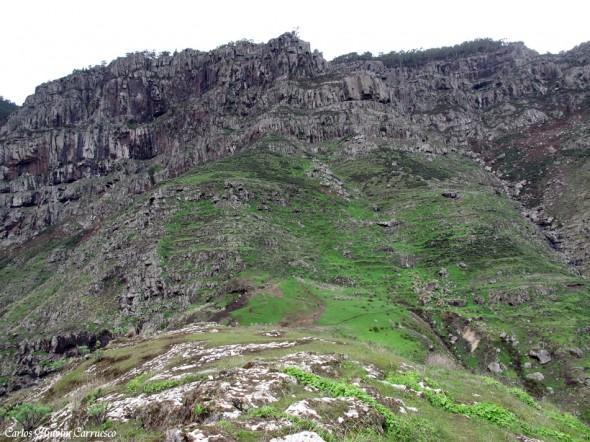 Agaete - Roque Bermejo - Gran Canaria - tamadaba