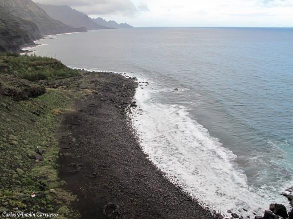 Playa de Guayedra - Agaete - Gran Canaria