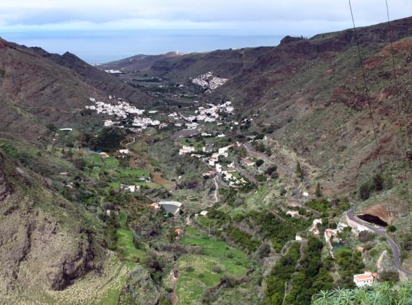 Valle de San Pedro - Agaete - Gran Canaria