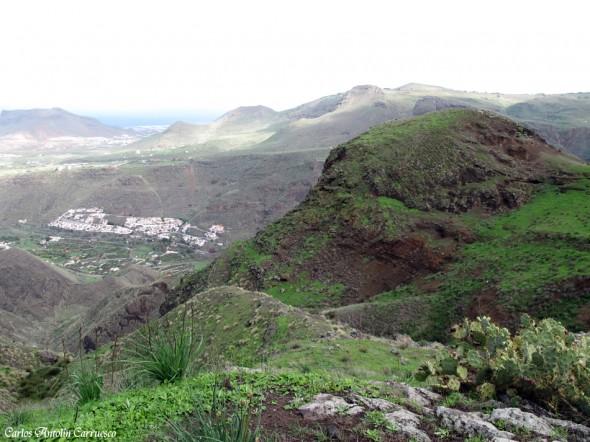 Agaete - Roque Bermejo - Gran Canaria