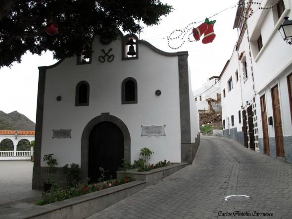 San Pedro - Agaete - Gran Canaria - ermita de san pedro