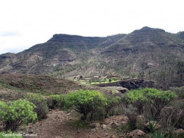 Meseta de Llano del Corral - Gran Canaria