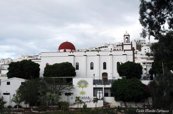 Agaete - Gran Canaria - Iglesia de Agaete - La Rama