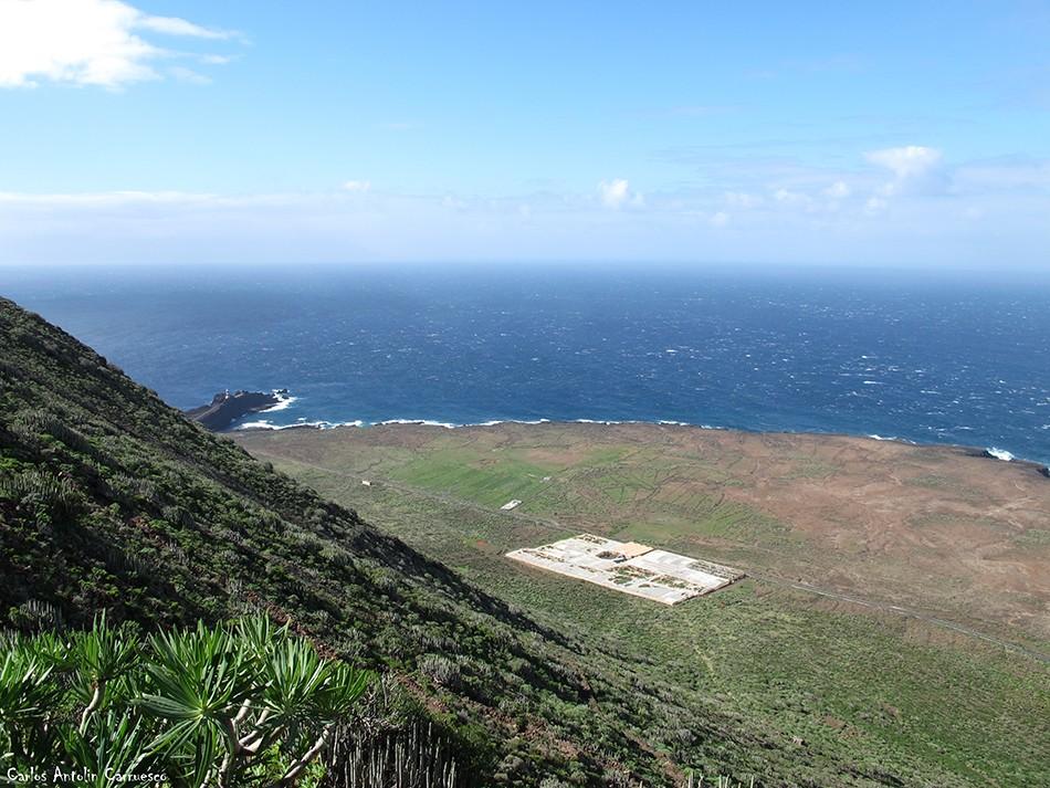 Parque Rural de Teno - Punta y Faro de Teno - Tenerife
