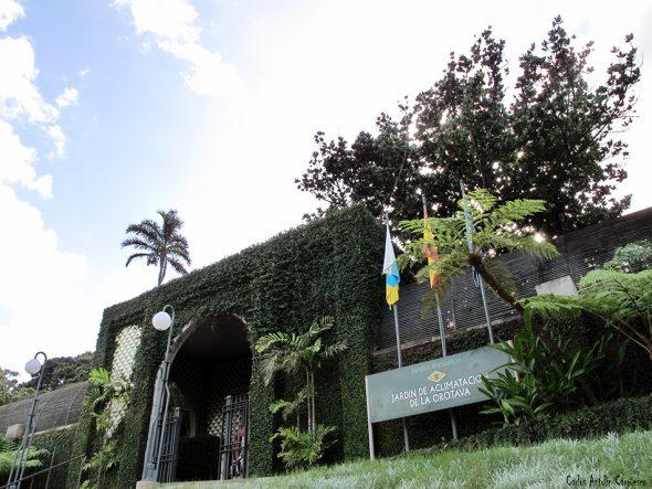 Jardín de Aclimatación de La Orotava - Puerto de La Cruz - Tenerife