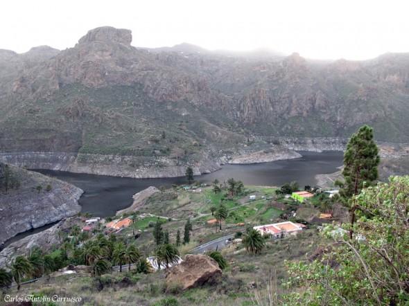 Embalse de Soria - Soria - Gran Canaria